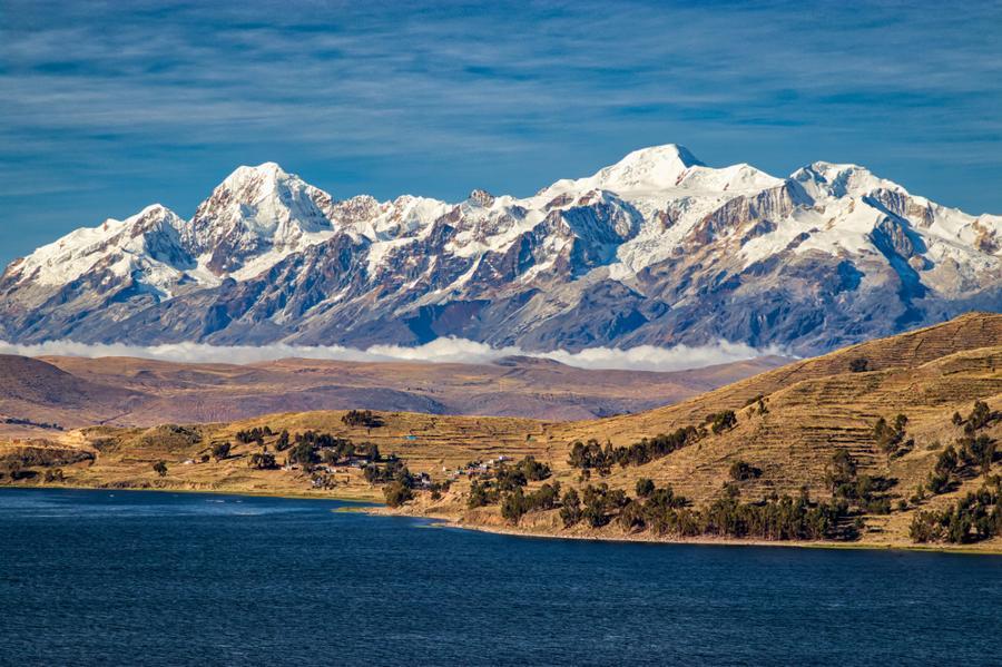 Partir en trek dans la Cordillère Royale en Bolivie